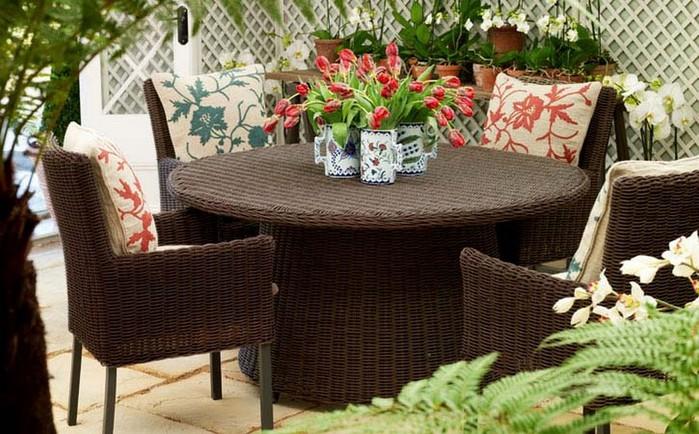Плетеное кресло и другая мебель для сада 7 (700x434, 116Kb)