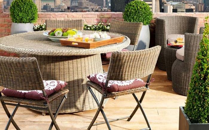 Плетеное кресло и другая мебель для сада 13 (700x434, 126Kb)