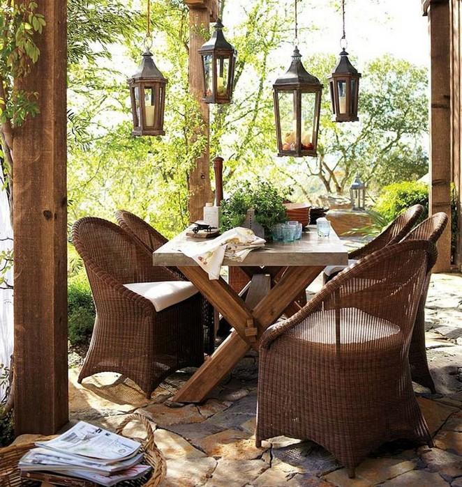 Плетеное кресло и другая мебель для сада 15 (662x700, 193Kb)