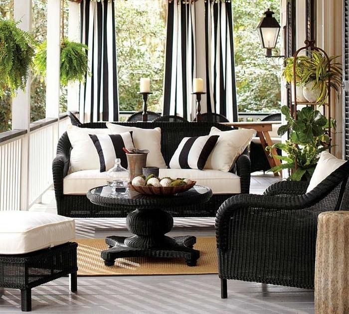 Плетеное кресло и другая мебель для сада 21 (700x630, 162Kb)
