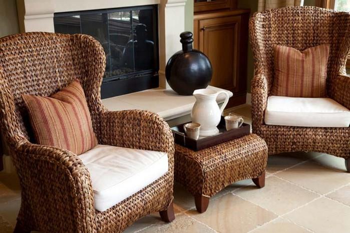 Плетеное кресло и другая мебель для сада 23 (700x465, 104Kb)