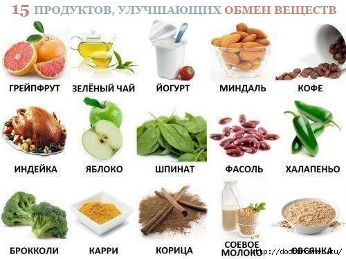 продукты улучшающие обмен веществ (500x374, 121Kb)