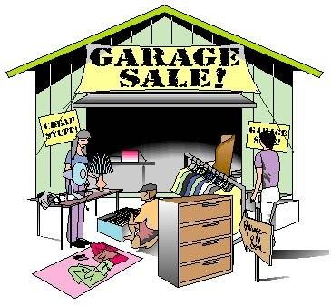 Гаражная распродажа (Garage Sale)