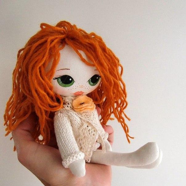 Делаем кукол своими руками