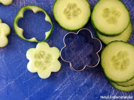 как оформить красиво еду правильное питание