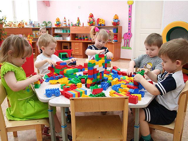В детских садах Одесса воспитывает будущее Украины.