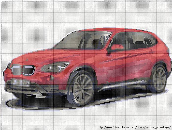 схемка авто BMW !