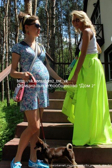 Мария адоевцева беременна вторым 14