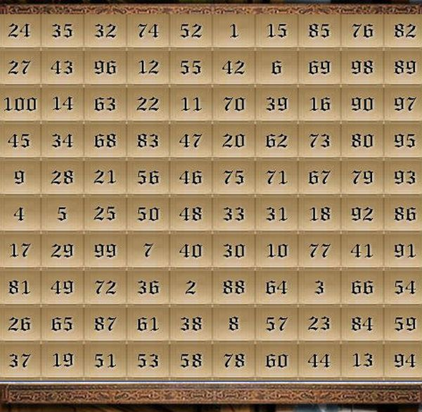 таблица гадания (600x585, 81Kb)