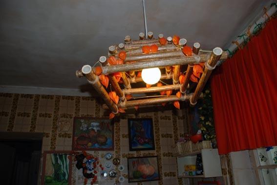 люстра из борщевика и физалиса (567x380, 41Kb)