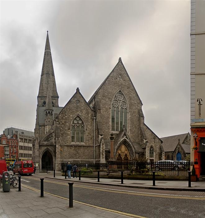 DUB Dublin - Saint Kevins Church in Harrington Street 02 3008x2000 (660x700, 225Kb)