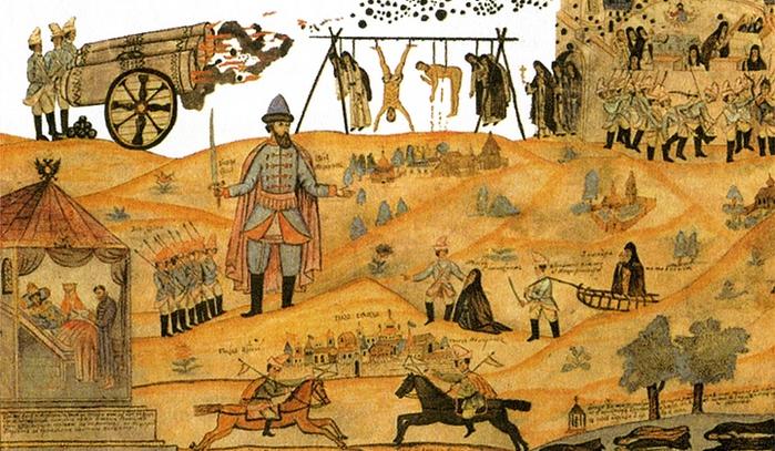 7 крупнейших бунтов в русской истории