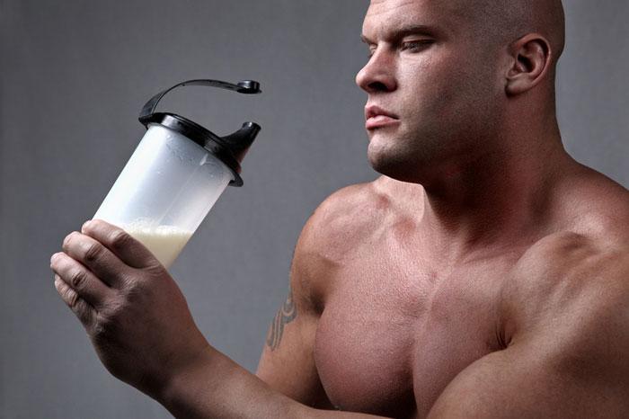 Спортивное питание – эффективный метод наращивания массы.