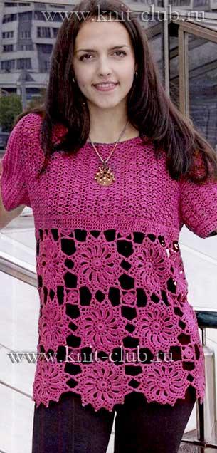 Схемы вязания и вышивки