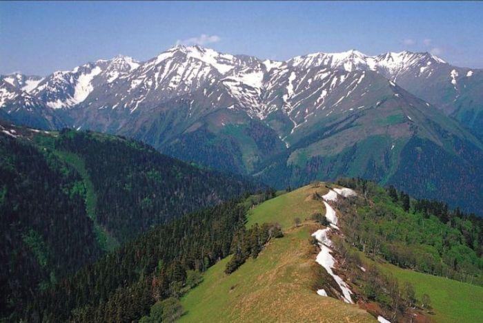 Скачать фото горы кавказа