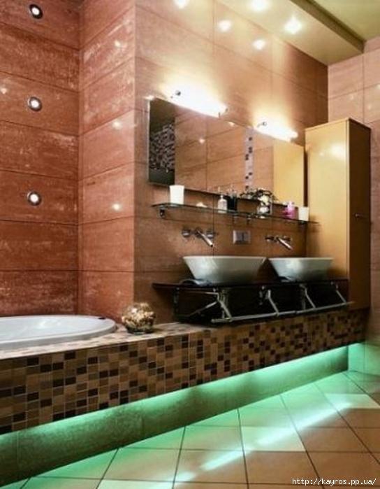 Необычный дизайн интерьера ванных 9 (544x700, 226Kb)