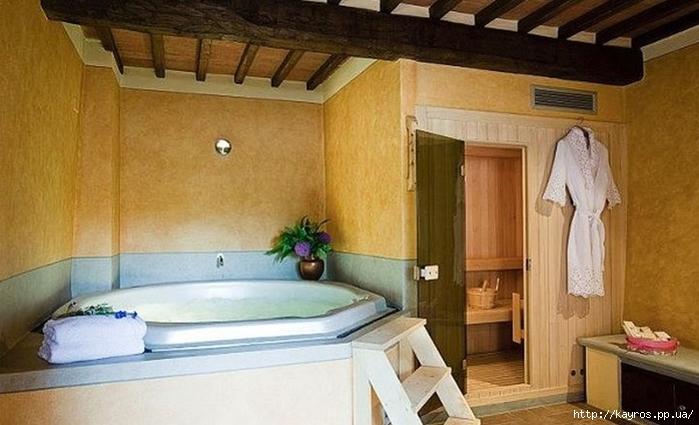 Необычный дизайн интерьера ванных 14 (700x425, 209Kb)