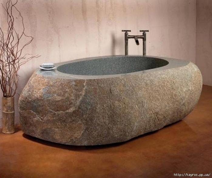 Необычный дизайн интерьера ванных 18 (700x586, 222Kb)