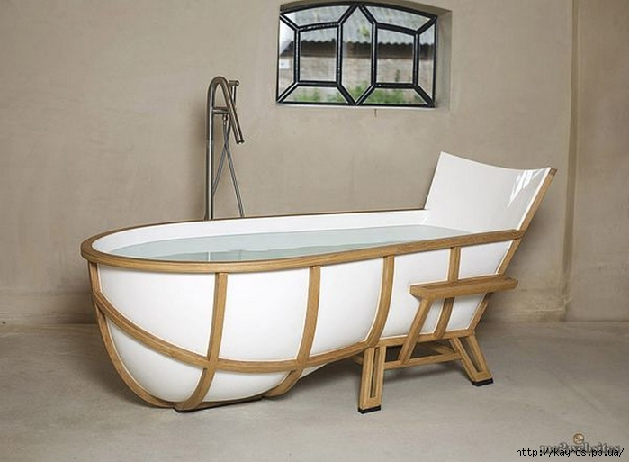 Необычный дизайн интерьера ванных 20 (700x513, 184Kb)