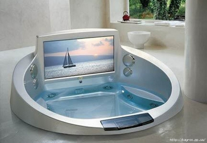Необычный дизайн интерьера ванных 27 (700x483, 175Kb)
