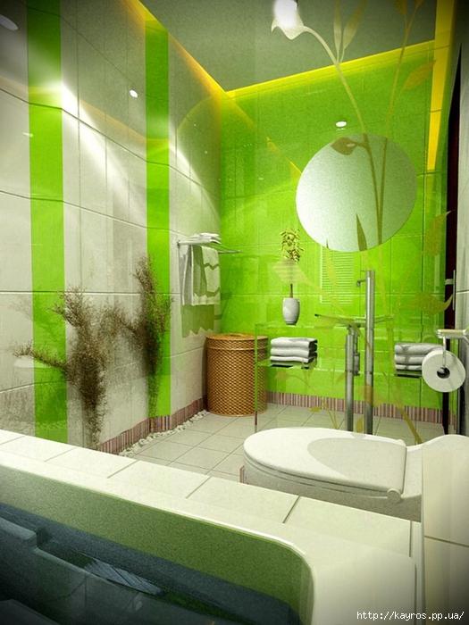 Необычный дизайн интерьера ванных 29 (525x700, 272Kb)
