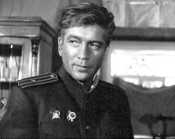 В фильме поезд милосердия 1964