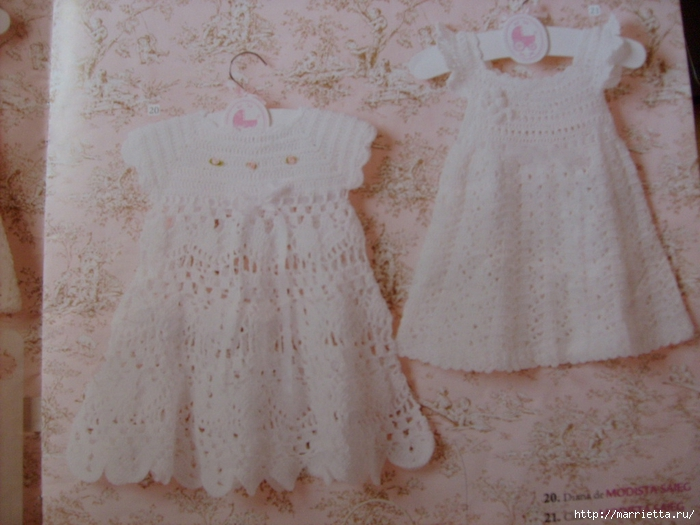 платье для девочки крючком (9) (700x525, 245Kb)