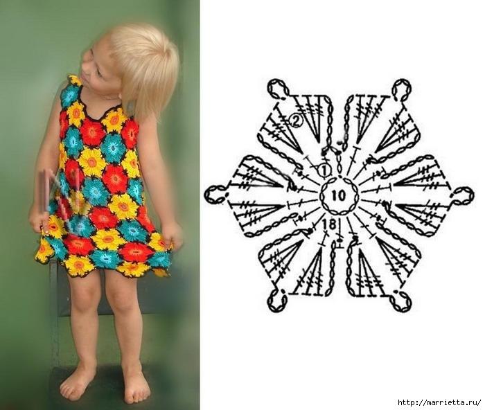 """На нашем сайте для девушек  """"Дамочка """" Вы всегда найдете новость - вязание крючком детские вещи схемы, с фотографиями..."""