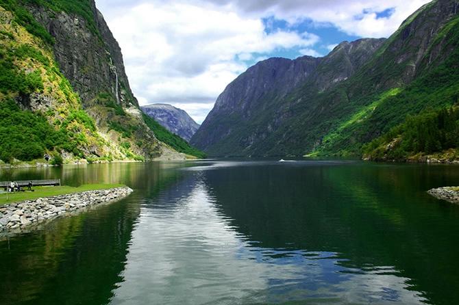норвежские фьорды фото Sognefjorden 3 (670x446, 270Kb)