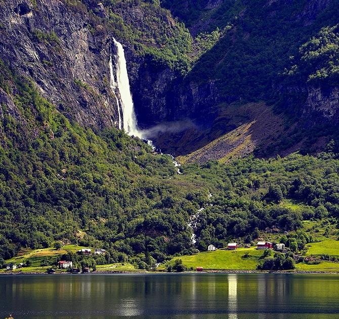 норвежские фьорды фото Sognefjorden 5 (670x630, 559Kb)