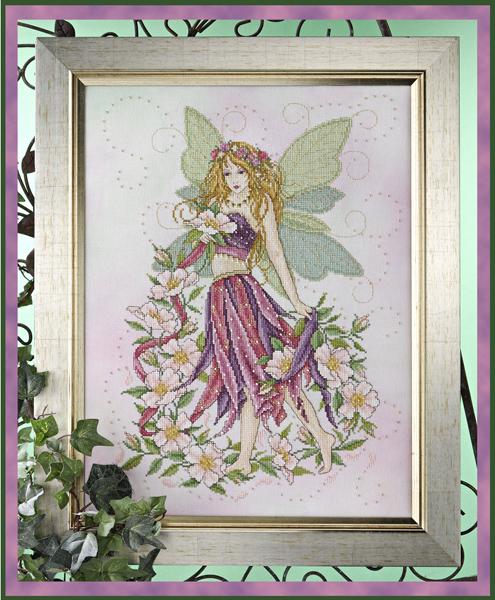 Joan Elliott - Rose Fairy JE036.