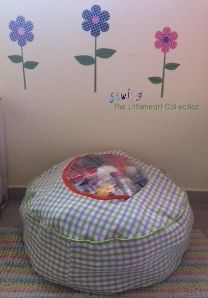 Детский пуфик - органайзер для мягких игрушек. Шьем сами (7) (407x582, 125Kb)