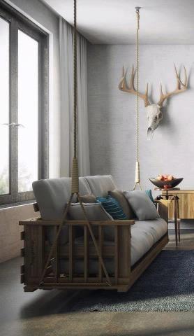 использование бросового материала в интерьере дома и на даче (25) (278x480, 56Kb)