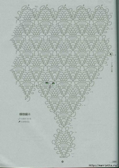 Вязание крючком. Летние модели (14) (497x700, 265Kb)