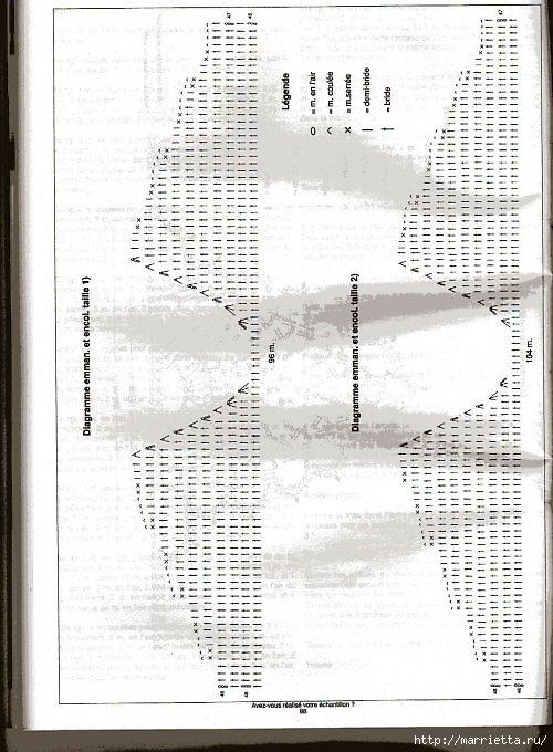Вязание крючком. Летние модели (18) (500x680, 216Kb)