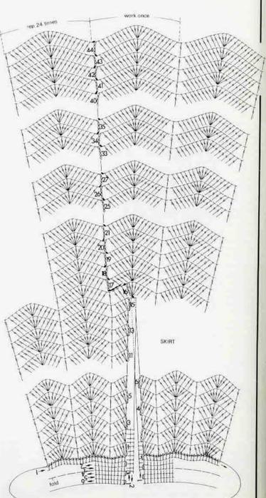 Вязание крючком. Летние модели (20) (374x700, 172Kb)