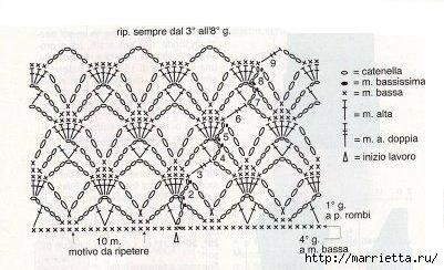 Вязание крючком. Летние модели (53) (401x244, 84Kb)