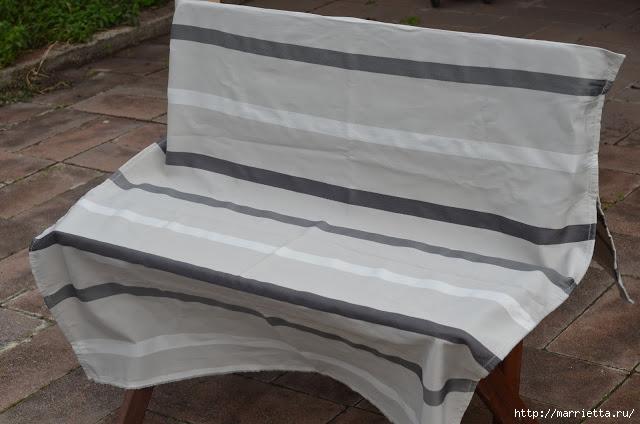 Как сшить чехол для садовой скамейки. Ну очень просто) (2) (640x424, 145Kb)