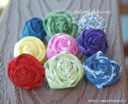 Мастер-классы по созданию цветов из ткани - украшений для маленьких принцесс (83) (425x347, 101Kb)