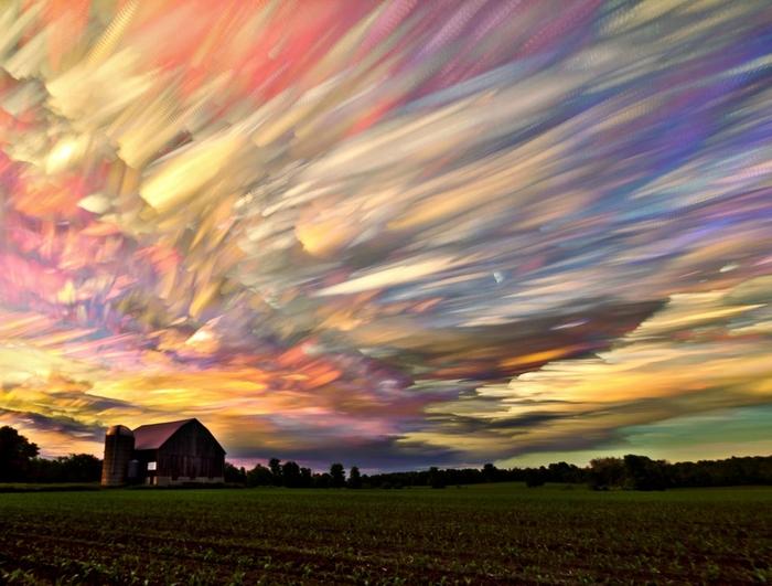 красивое небо фото 1 (700x531, 275Kb)