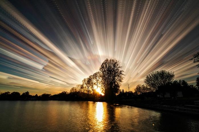 красивое небо фото 5 (700x466, 243Kb)