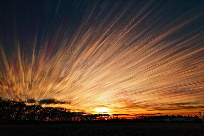 красивое небо фото 9 (700x466, 227Kb)