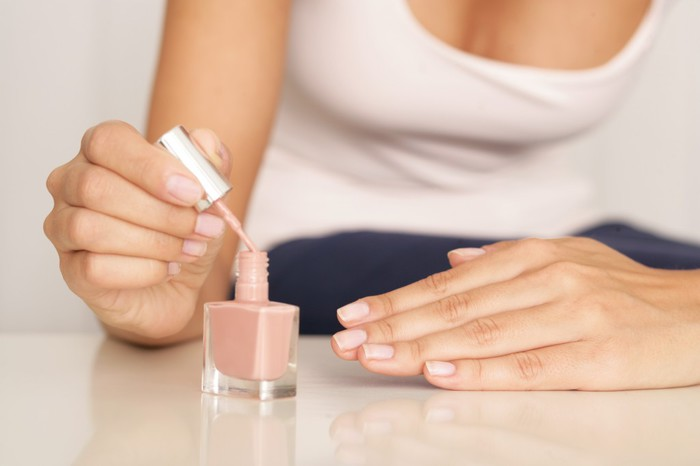 Высушить ногти быстро