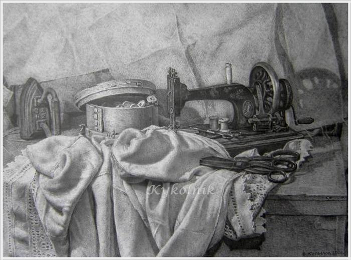 Копылов Владимир Леонидович  «Швейное дело» (700x518, 232Kb)