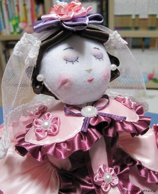 Французскую мадам на корейский лад сошьем Мастер-класс по пошиву куклы (12) (547x674, 256Kb)