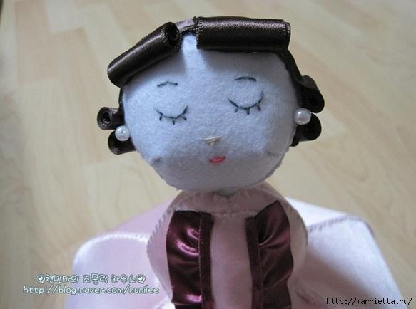 Французскую мадам на корейский лад сошьем Мастер-класс по пошиву куклы (36) (583x434, 125Kb)