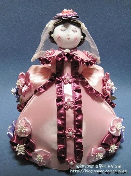 Французскую мадам на корейский лад сошьем Мастер-класс по пошиву куклы (83) (440x588, 188Kb)