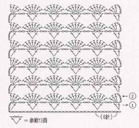 Как связать крючком куколку амигурами. Мастер-класс (1) (446x413, 115Kb)