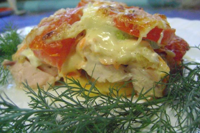 2 блюда из курицы рецепты с фото