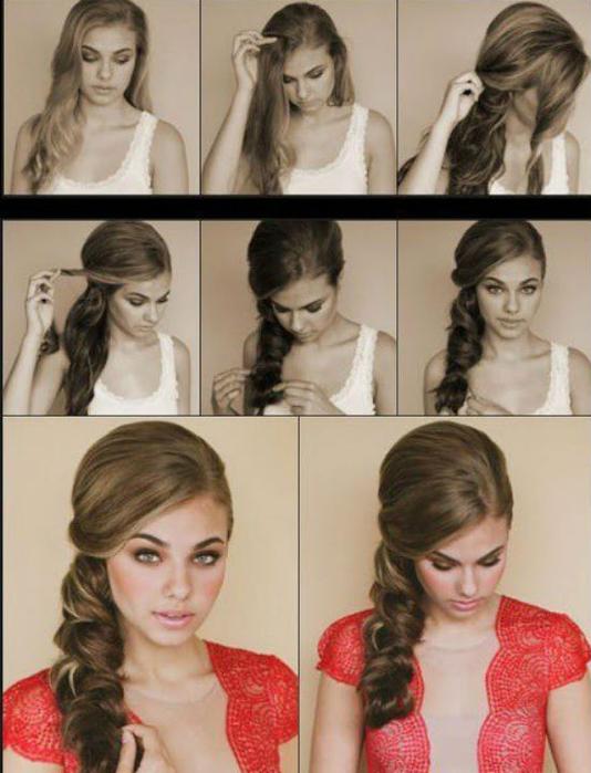 Красивые и простые причёски на выпускной на короткие волосы